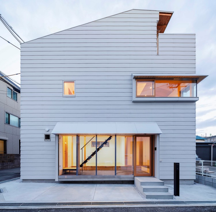 House Y in Ishibashi / Hisashi IKEDA Architects, © Nao Takahashi