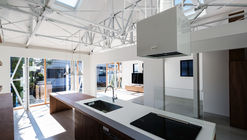 Casa en Nishi-eifuku / KIRI Architects