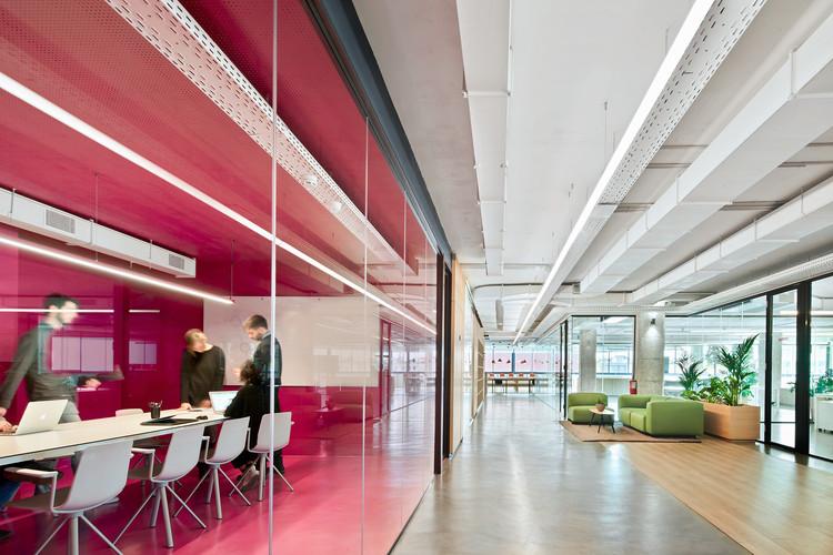 Startup Hub in 22@ / Elastiko, © José Hevia