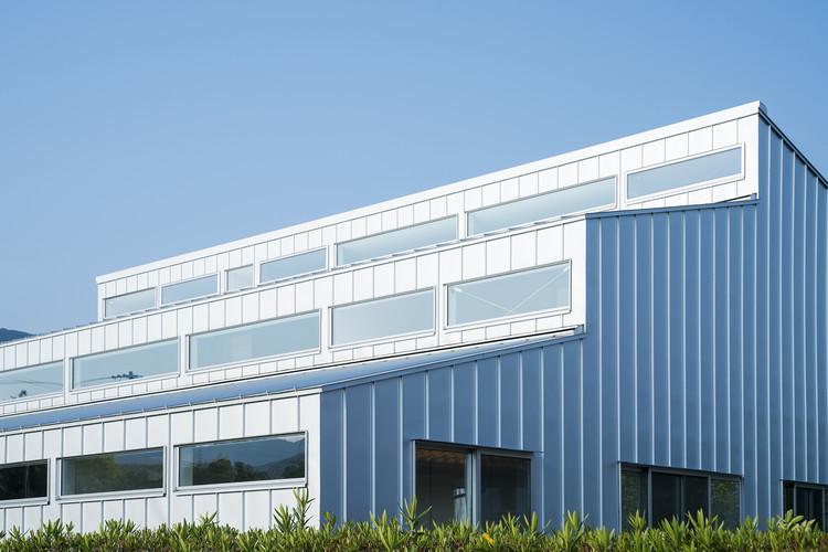 Dan Dan Dan House / 2id Architects, © Kiyoshi Nishioka