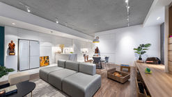 Emerald Apartment / SMA Studio