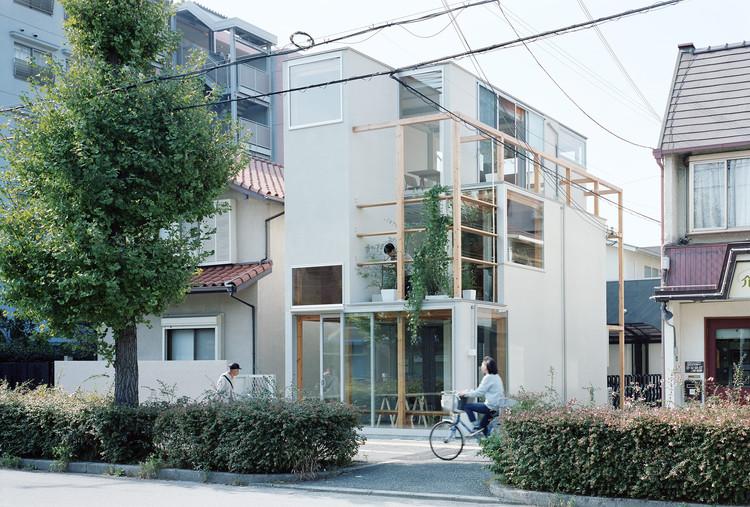 House for Hamacho / BORD / Gaku Inoue, Kumiko Natsumeda, Ken Akatsuka, © Yurika Kono