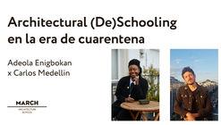 Architectural (De)Schooling: Cómo nuestros cuerpos y biografías pueden liderar el diseño