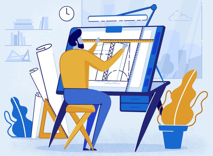 Encuesta: ¿Cómo los arquitectos y profesionales de la industria especifican materiales y productos?, vía Shutterstock