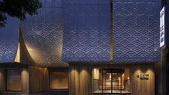 Ryogoku Yuya Edoyu Spa / Kubo Tsushima Architects