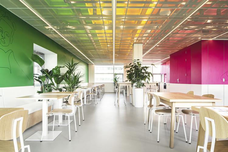 Aidsfonds SoaAids Netherlands Offices / Hollandse Nieuwe, © Ewout Huibers