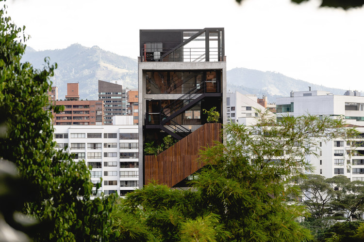 Somos Hotel / A5 Arquitectura, © Luis Bernardo Cano