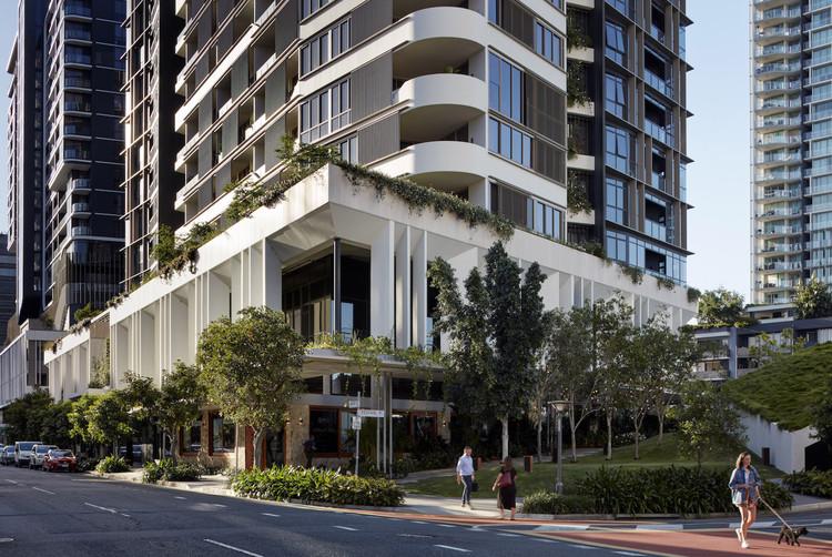 Lucent Apartment Building / Plazibat Architects, © Christopher Frederick Jones