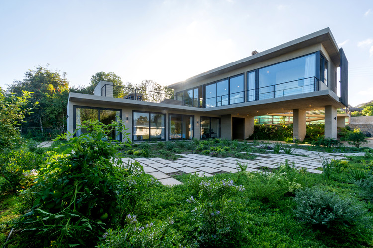 Casa Cachagua / Claro + Westendarp arquitectos, © Francisco Boetsch T.