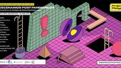 Concurso de diseño para recaudar fondos: Escenarios post pandémicos. Encuentros en tiempos de distanciamiento social