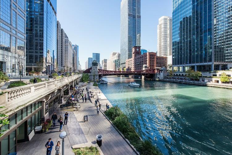 CAC Live: Chicago's Riverwalk, Chicago's Riverwalk. Photo by Angie McMonigal.