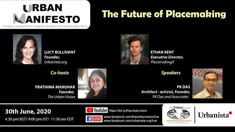 Urban Manifesto: The Future of Placemaking