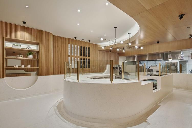 Sidecar Doughnuts & Coffee / Fleetwood Fernandez Architects, © Benny Chan, Fotoworks