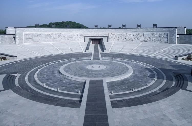 Kanal. Bild © Qiang Zhao