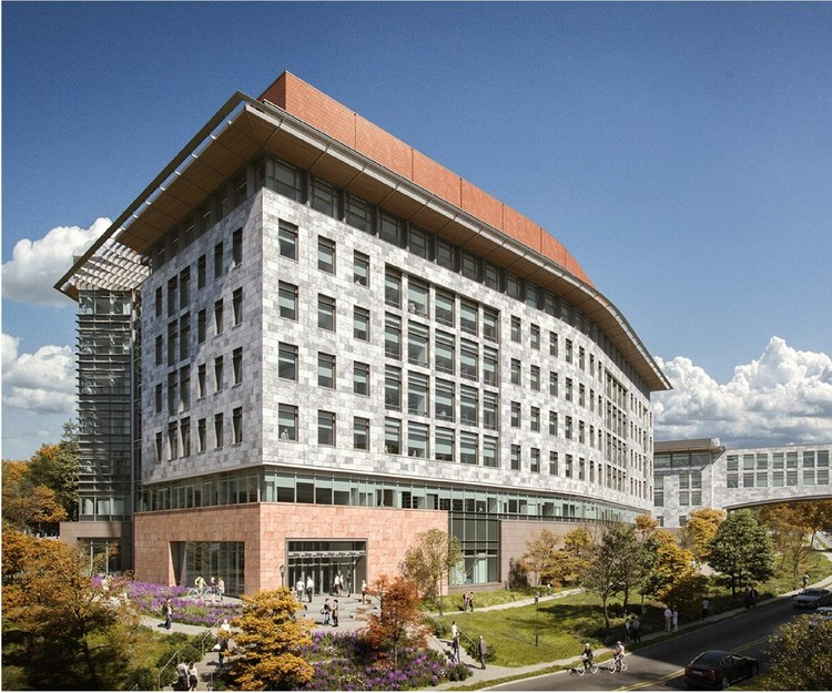 Three Energy-Efficient Glass Facades That Work, Courtesy of HOK