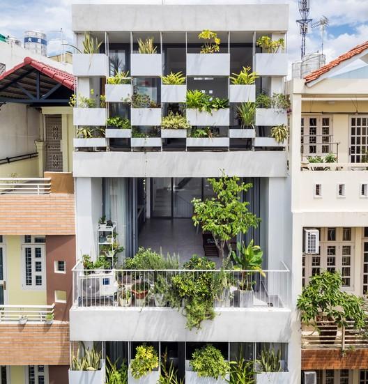 Casa SR-1 / SPNG Architects
