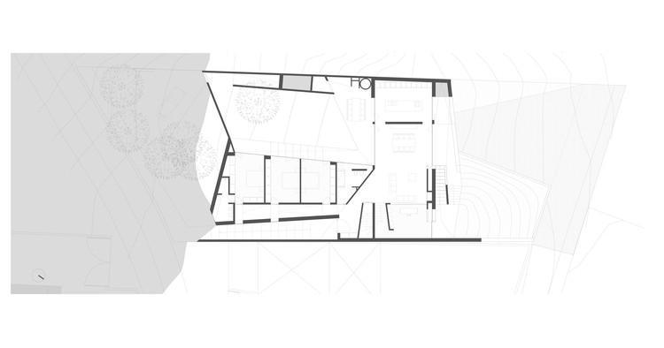 Erdgeschossplan