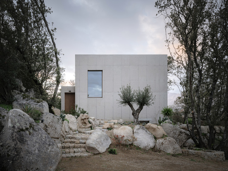 Casa R / Orma Architettura, © D. Giancatarina & J. Kerdraon