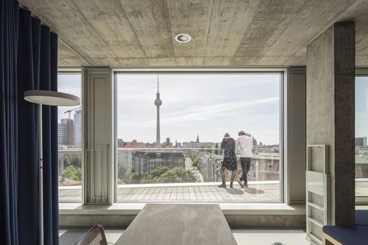 Suhrkamp Ensemble Offices / Bundschuh Architekten