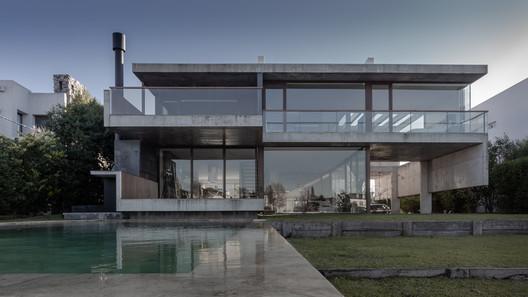 Casa CL-76 / El Aleph Arquitectura + Fritz + Fritz Arquitectos