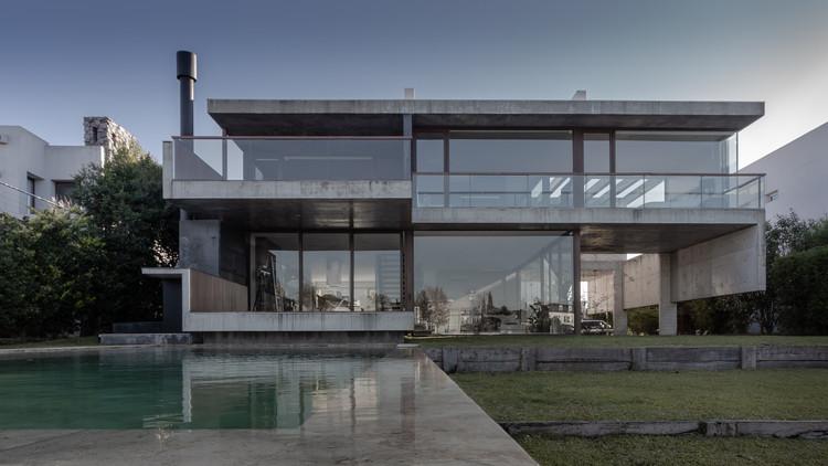 Casa CL-76 / El Aleph Arquitectura + Fritz + Fritz Arquitectos, © 1740.fotografia