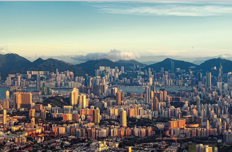The Greater Bay Area: Integration, Differentiation and Regenerative Ecologies, Kowloon Panorama by Ryan Cheng