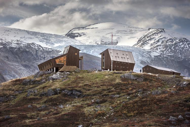 Tungestølen Hiking Cabin / Snøhetta, © Jan M. Lillebø
