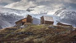 Tungestølen Hiking Cabin / Snøhetta