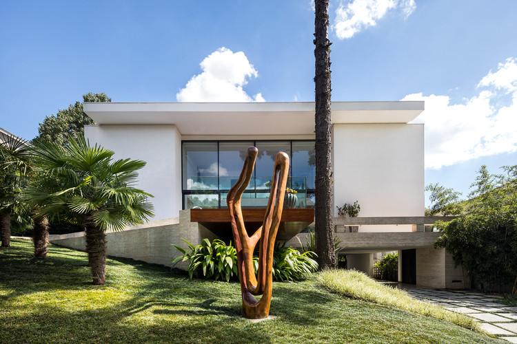 Casa SU / Marcos Bertoldi Arquitetos, © Eduardo Macários
