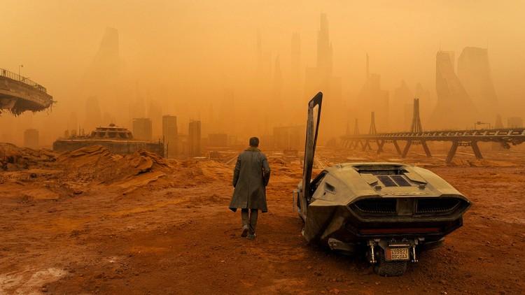 """Blade Runner 2049"". Captura de pantalla de la película"