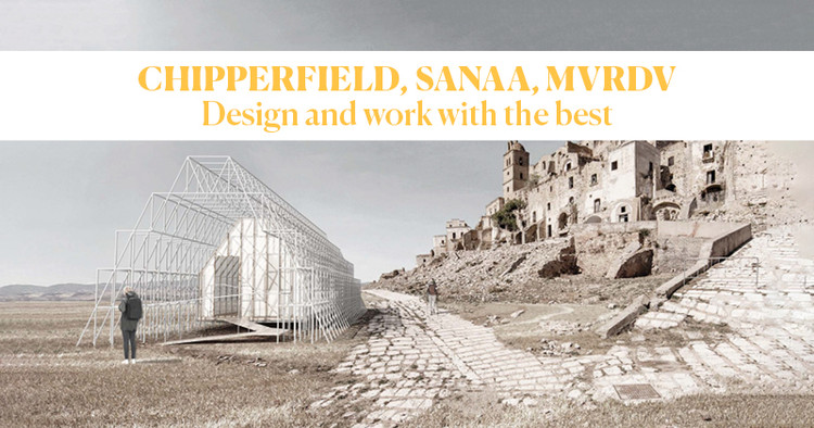 """Chipperfield, Sejima, Tresoldi: Discover Internships and Lectures of """"Architecture for Heritage"""" 2020 edition, Courtesy of YAC srl"""