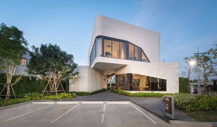 Sede do Clube de Campo V-Compound / AplusCon Architects