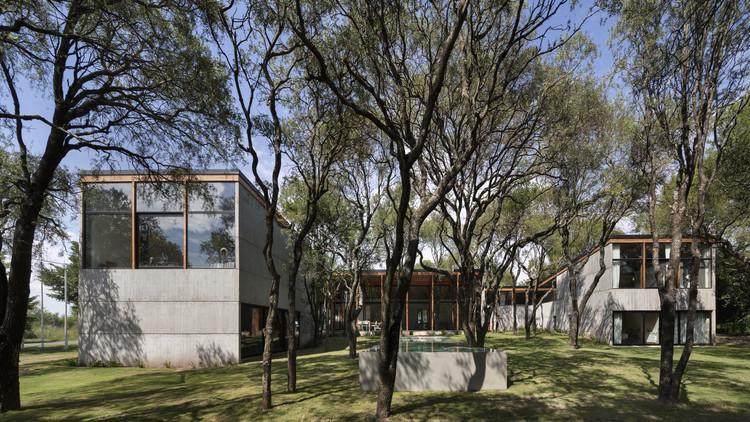 BS House / alarciaferrer arquitectos, © Federico Cairoli