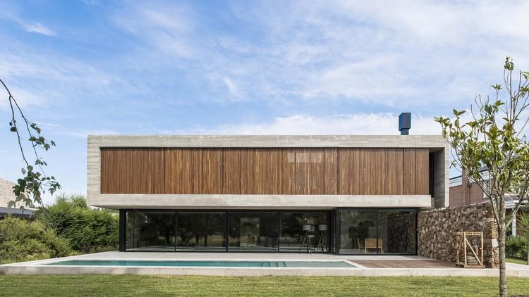 Casa AD / Estudio M3, © Luis Barandiarán