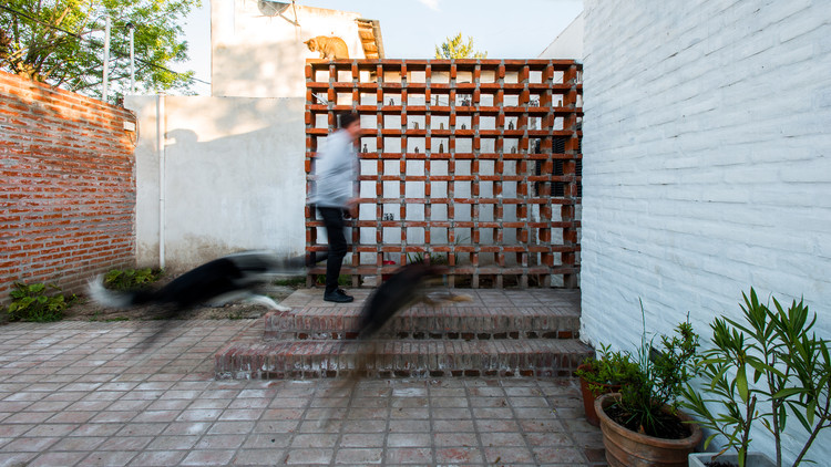 Casa Cerámica / Ezequiel Spinelli + Facundo S. López, © Luis Barandiarán