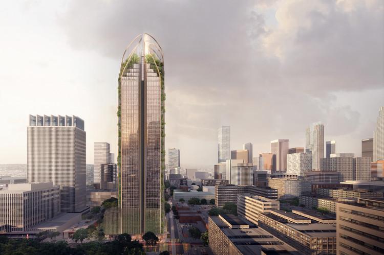 Koichi Takada Architects Reveals Latest Design for L.A.'s Skyline, © Doug and Wolf, courtesy of Koichi Takada Architects