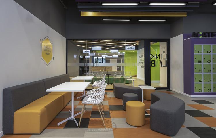 Escritório ACATE e LinkLab  / Desterro Arquitetos + Beatriz Zeglin, © Mariana Boro