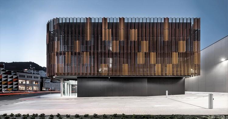 Oficinas Gernika Elkartegia / G&C Arquitectos, © Josema Cutillas