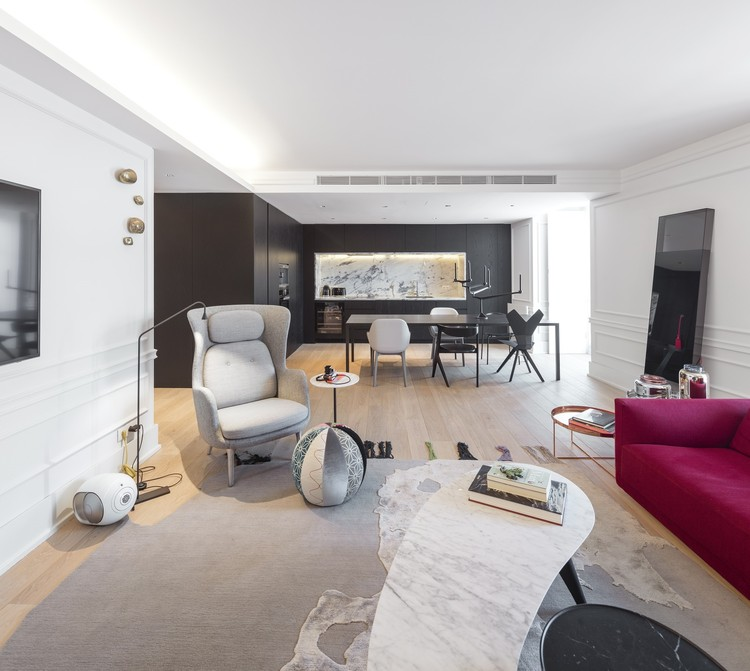 Apartamento LX / Fernanda Marques Arquitetos Associados, © Fernando Guerra | FG+SG