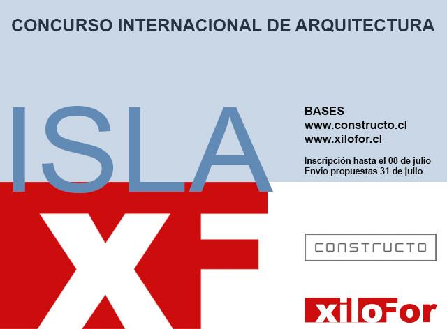 ISLA: Concurso Internacional de Arquitectura Joven