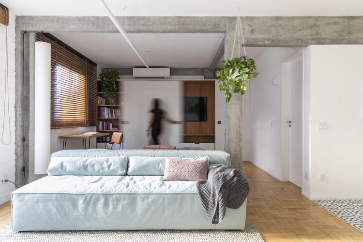Apartamento Marcela / INÁ Arquitetura, © Maíra Acayaba