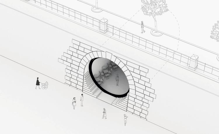 Closed window diagram
