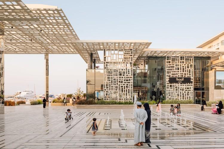 Muscat's Marsa Plaza / ACME, © Francisco Nogueira