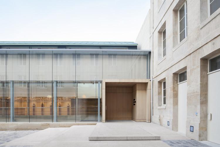 Institut de France Auditorium / Atelier Marc Barani, © Serge Demailly