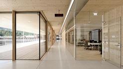 School  Complex Gloggnitz / Dietmar Feichtinger Architectes