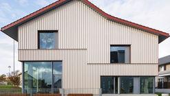 Kindergarten Zihlschlacht / Lukas Imhof Architektur
