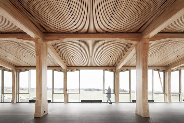 Ekkharthof Community Building / Lukas Imhof Architektur, © Lukas Peters