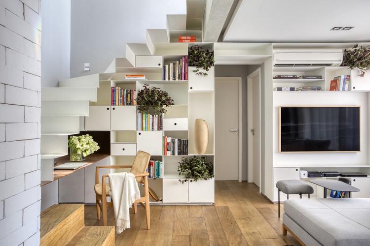 Apartamento NK / Nildo José, © Denilson Machado – MCA Estudio