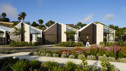 Metlifecare Gulf Rise Retirement Homes  / Warren and Mahoney