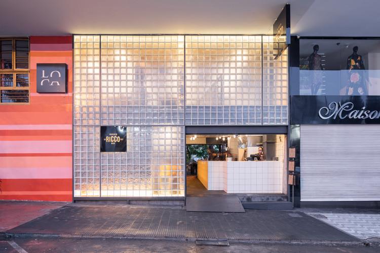 Ricco Burger Restaurant / BLOCO Arquitetos, © Haruo Mikami